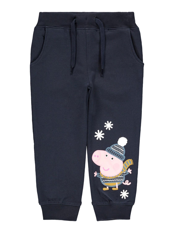 Peppa Gris blå joggebukse