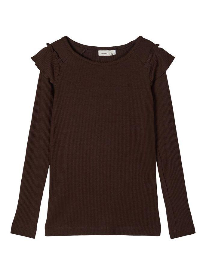 Name It brun genser jente – Name It brun genser Kabex – Mio Trend
