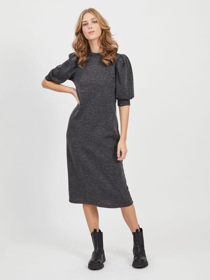 Grå kjole fra Vila