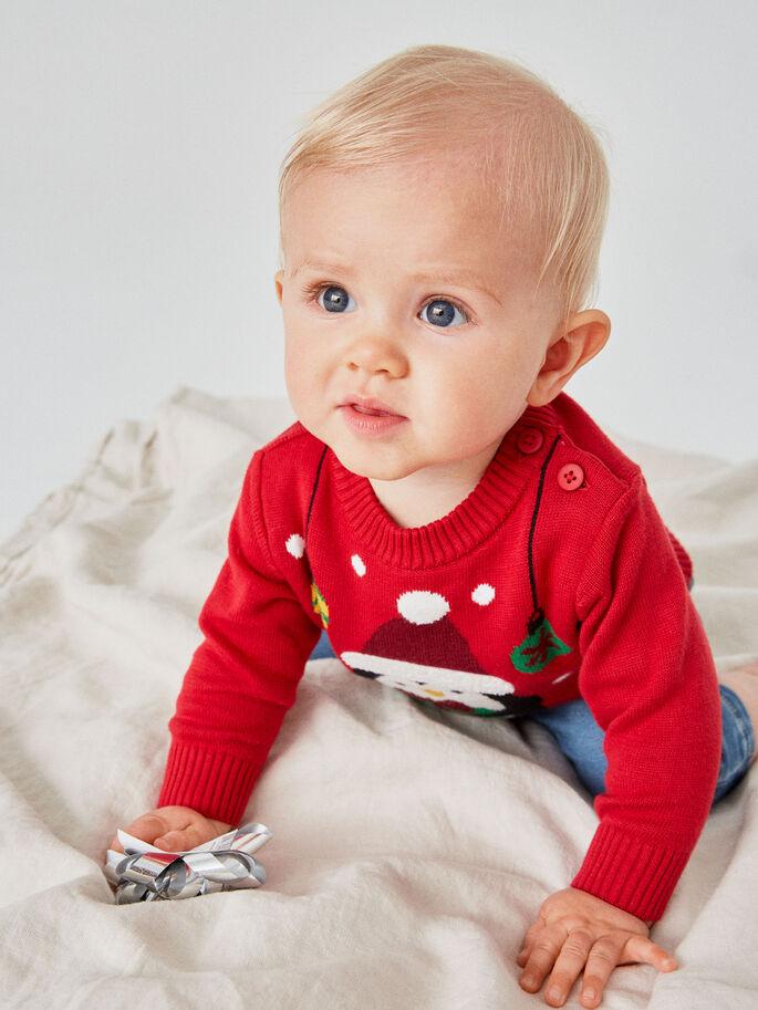 Julegenser til baby Name It