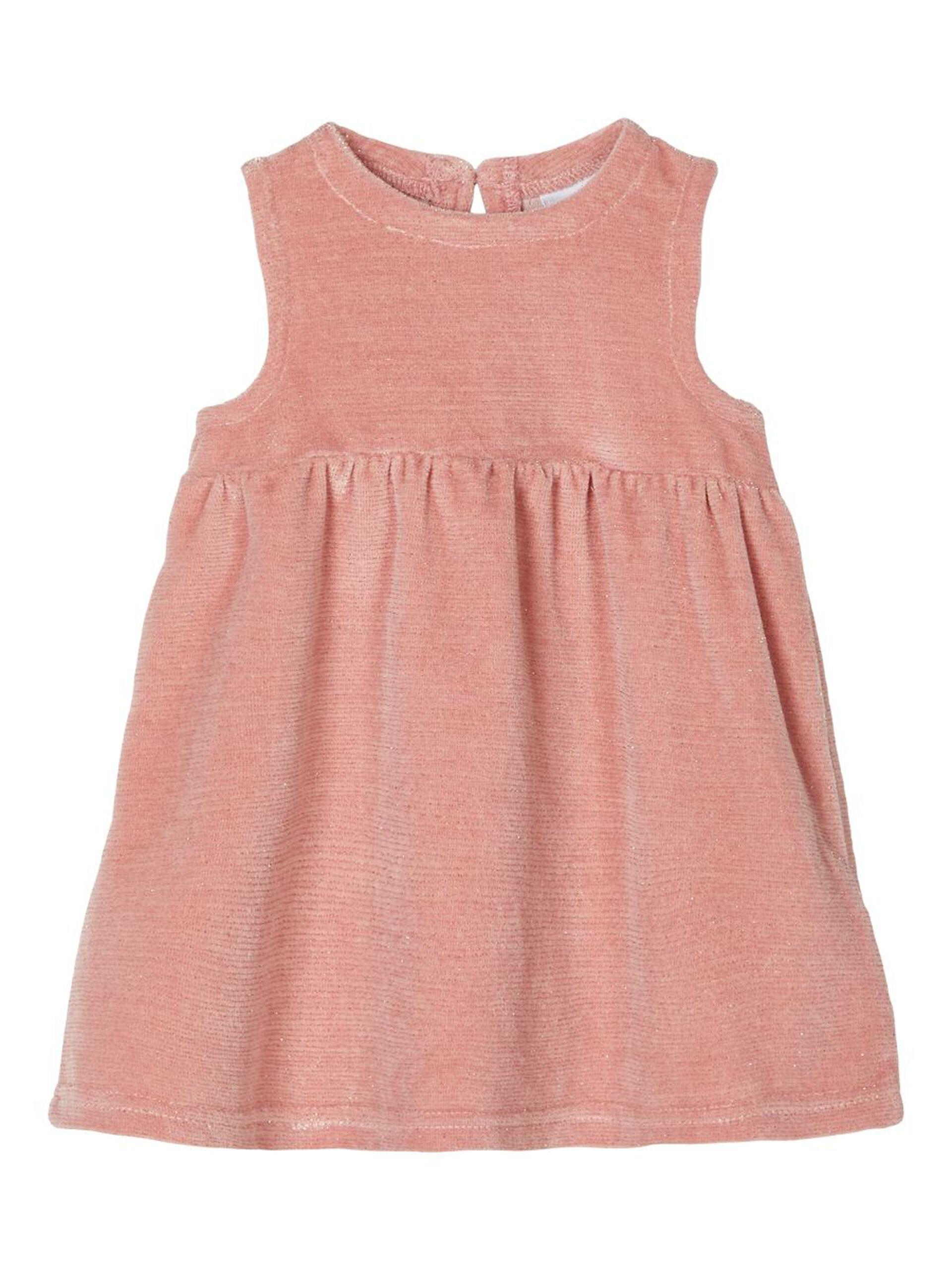 Rosa kjole baby