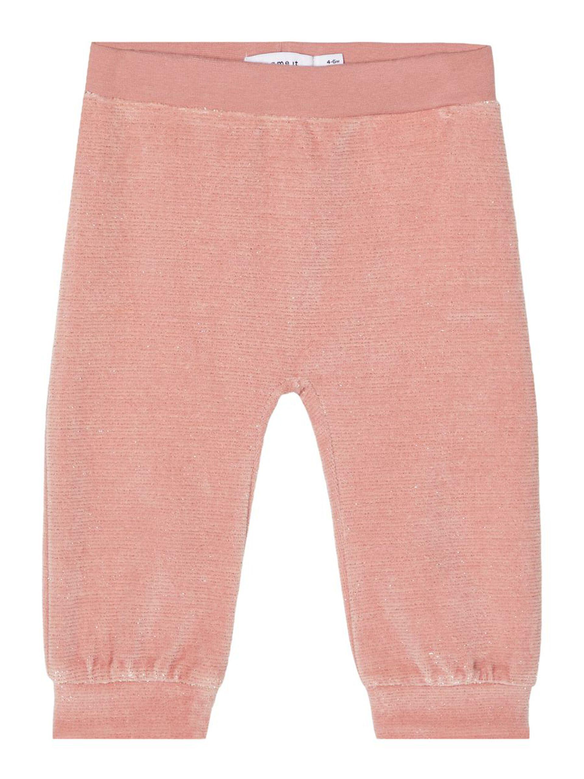 Rosa bukse glitter – Name It rosa bukse Rafine – Mio Trend