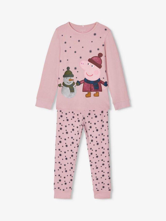 Rosa Peppa Gris pysjamas