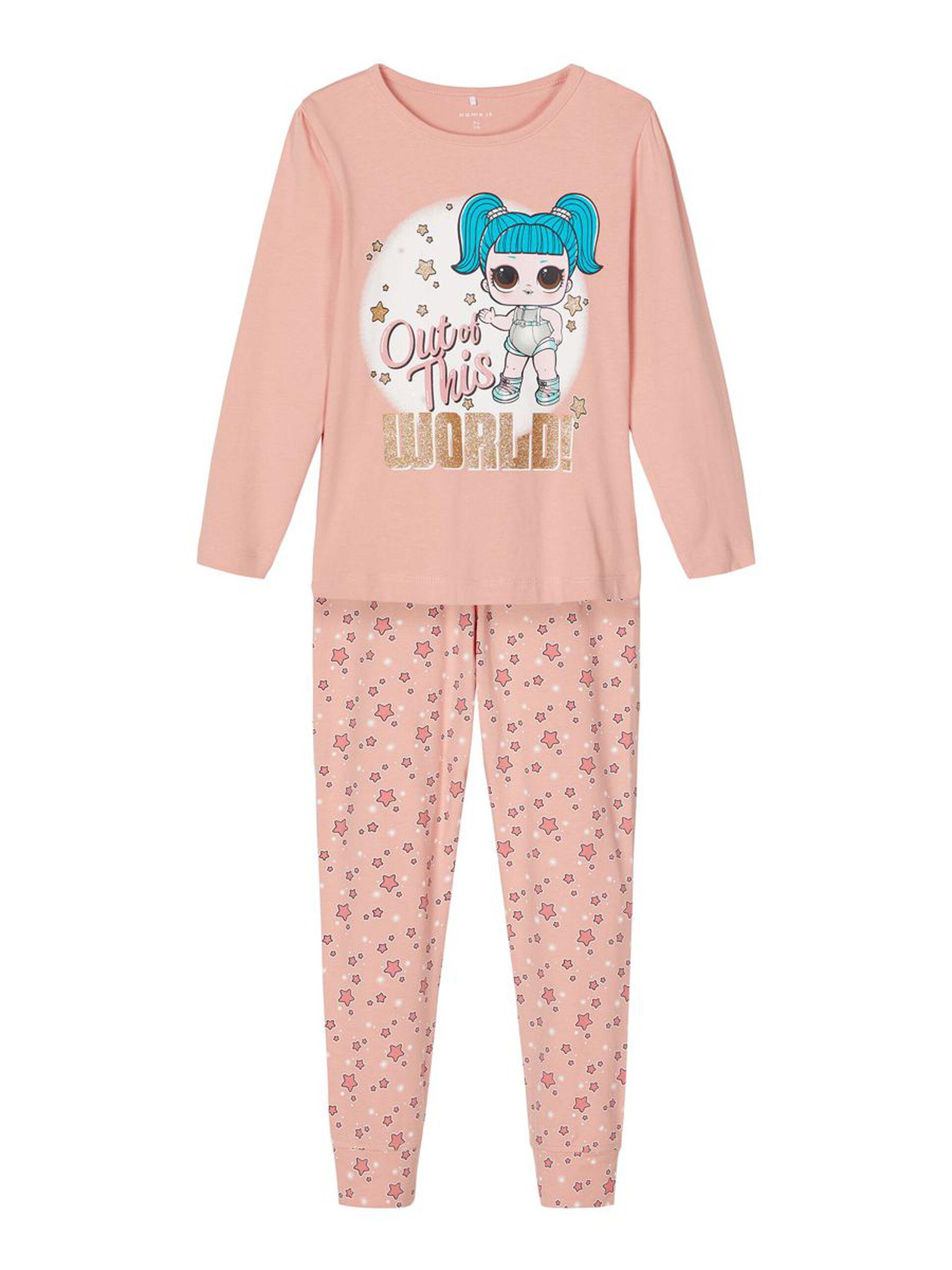 LOL pysjamas til barn – Nattøy LOL rosa pysjamas  – Mio Trend