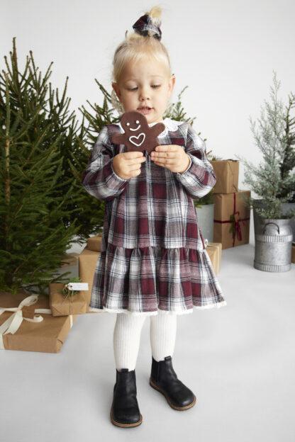 Søskenkjole julekjole