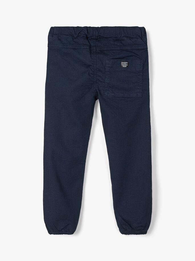 Mørke blå bukse Name It