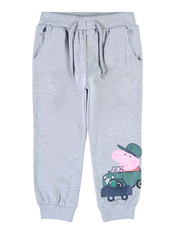 Peppa Gris grå joggebukse