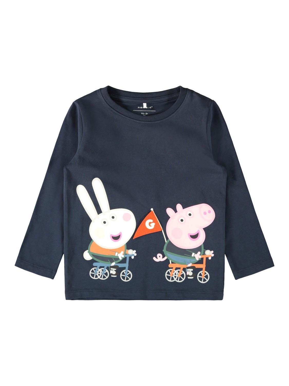 Peppa Gris genser til gutt