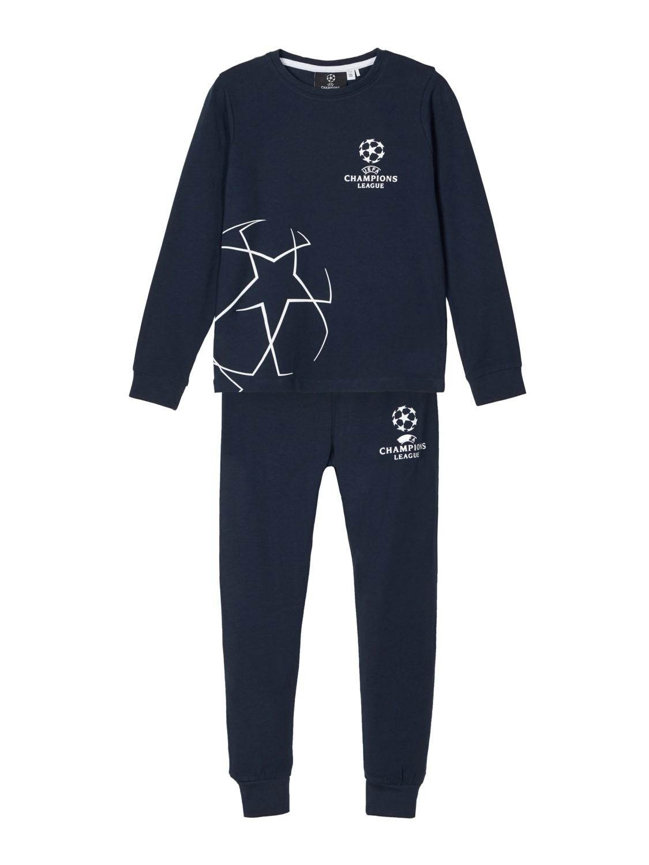 Fotball pysjamas til gutt