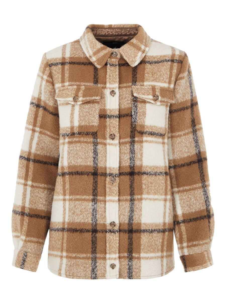 Skjorte jakke Yas