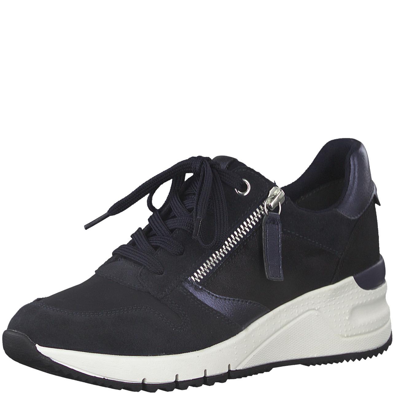 Mørke blå sko Tamaris
