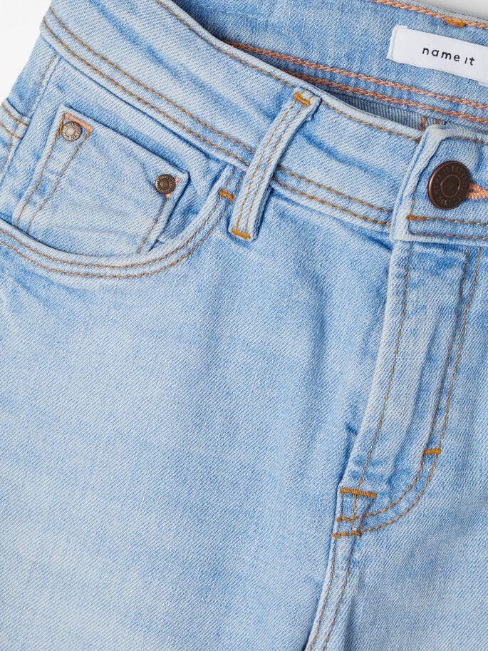 Mom-jeans til barn