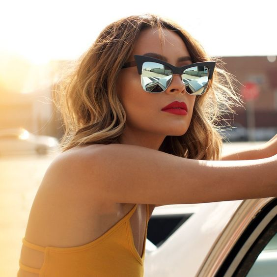 Solbriller fra Quay T.Y.S.M