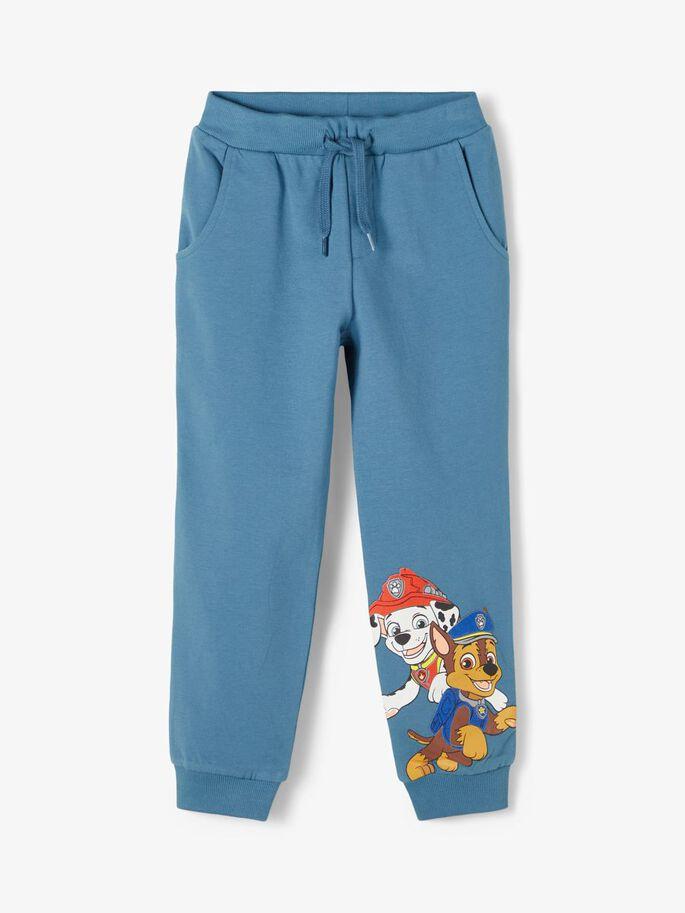 Blå Paw Patrol joggebukse