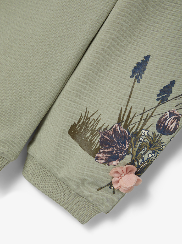 Mintgrønn bukse Bambi