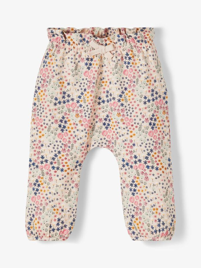 Rosa bukse baby Beata – Name It rosa bukse Beata  – Mio Trend