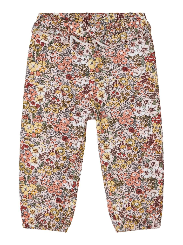 Rosa bukse Dahlia – Name It rosa bukse blomster Dahlia – Mio Trend