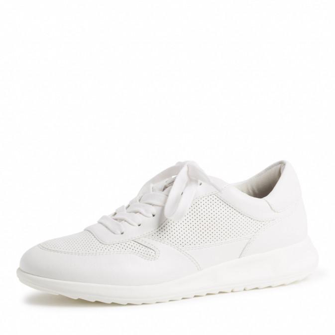 Hvit sneaker Tamaris