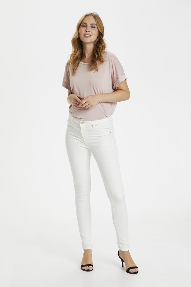 Hvit bukse fra Culture
