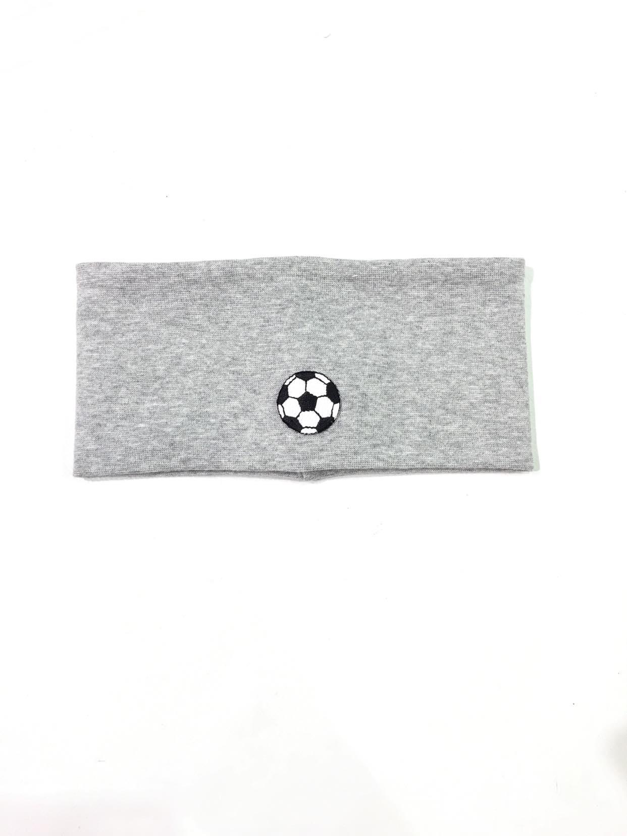 Kivat pannebånd med fotball