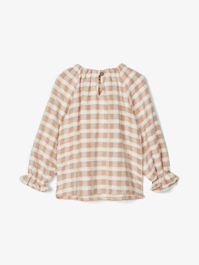 Rutete bluse Lil`Atelier
