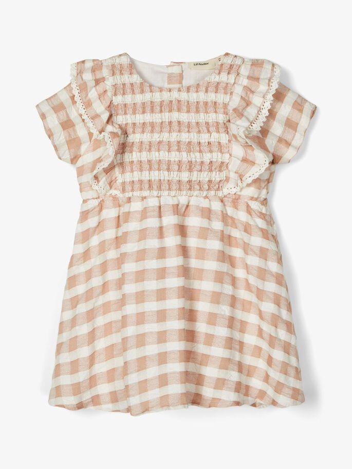 Rutete kjole Lil`Atelier
