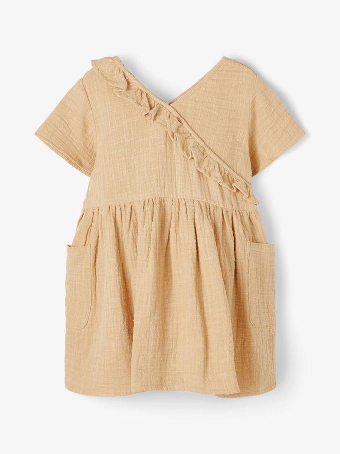 Beige kjole Lil`Atelier