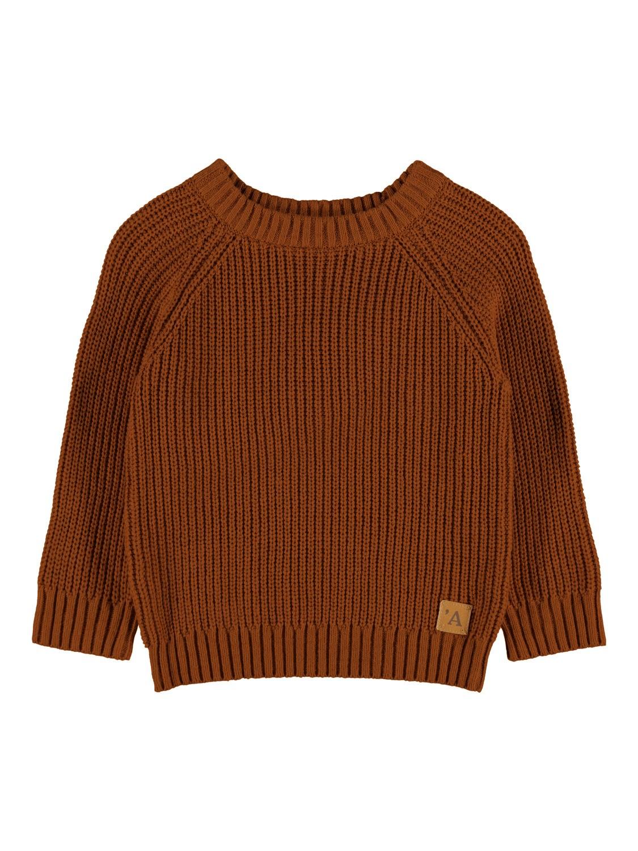 Brun rust genser Lil´Atelier