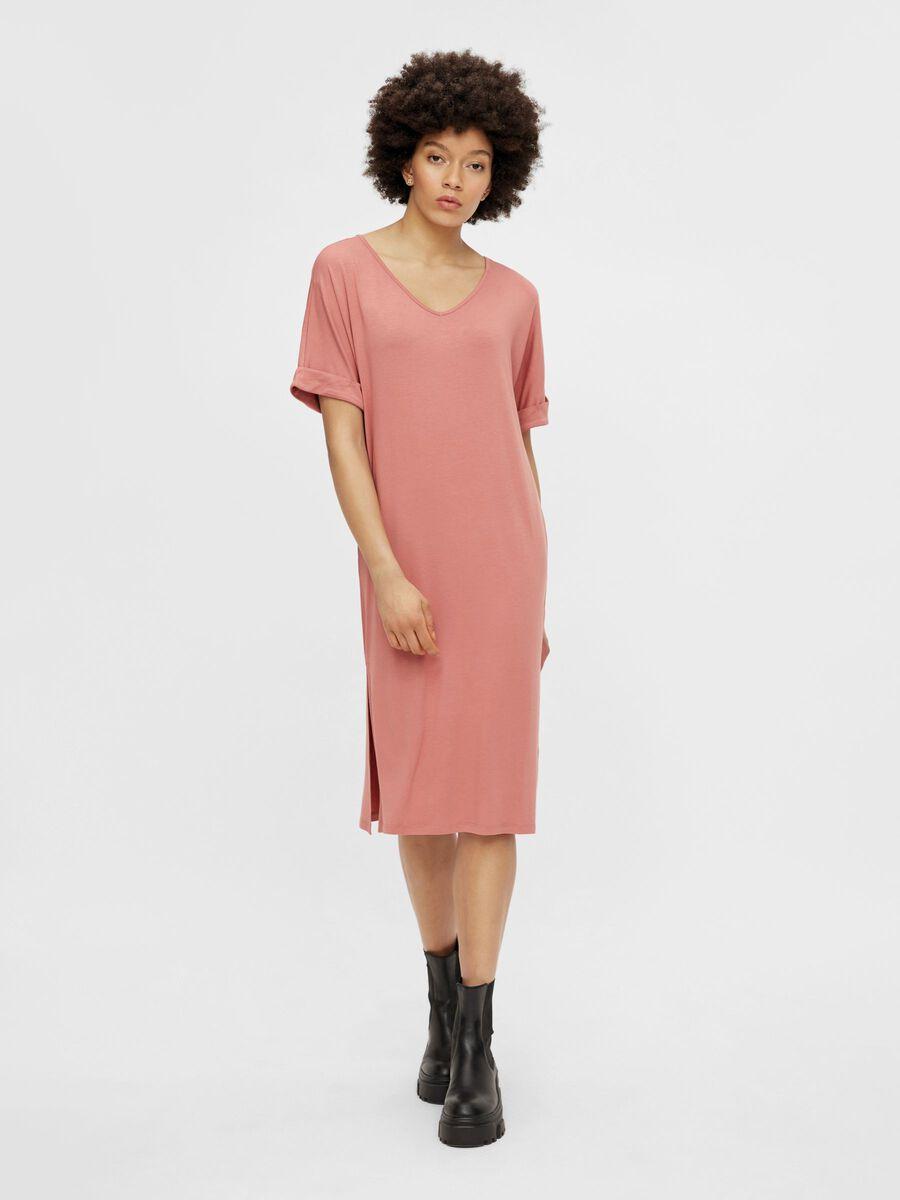 Rosa kjole Pieces