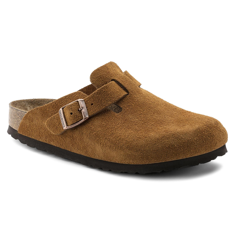 Boston sandal/klogg mink