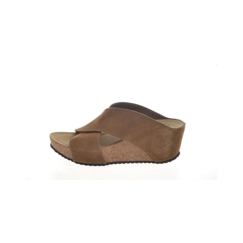 Brune Frances sandaler