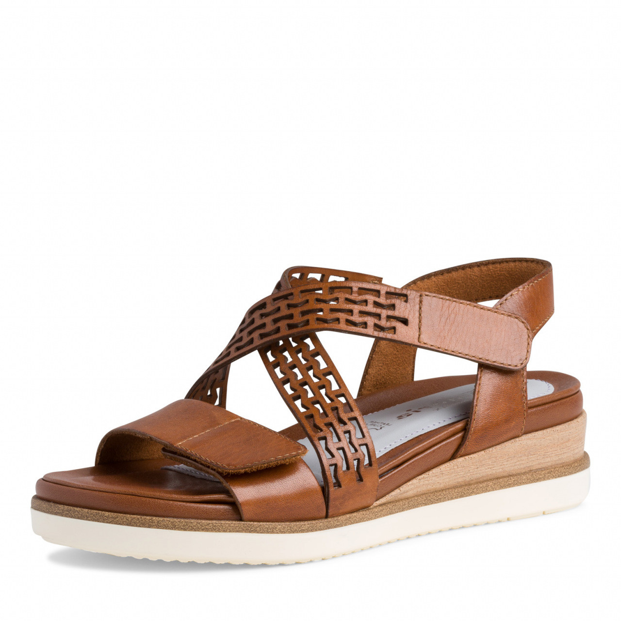 Brune Tamaris sandaler