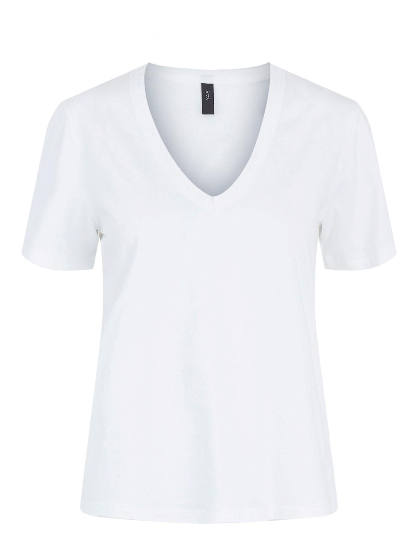 Yas t-skjorte v-hals