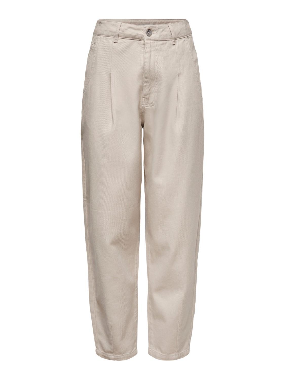 Grå jeans loos fit Jdy