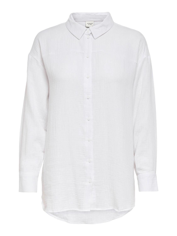 Off white skjorte Jdy