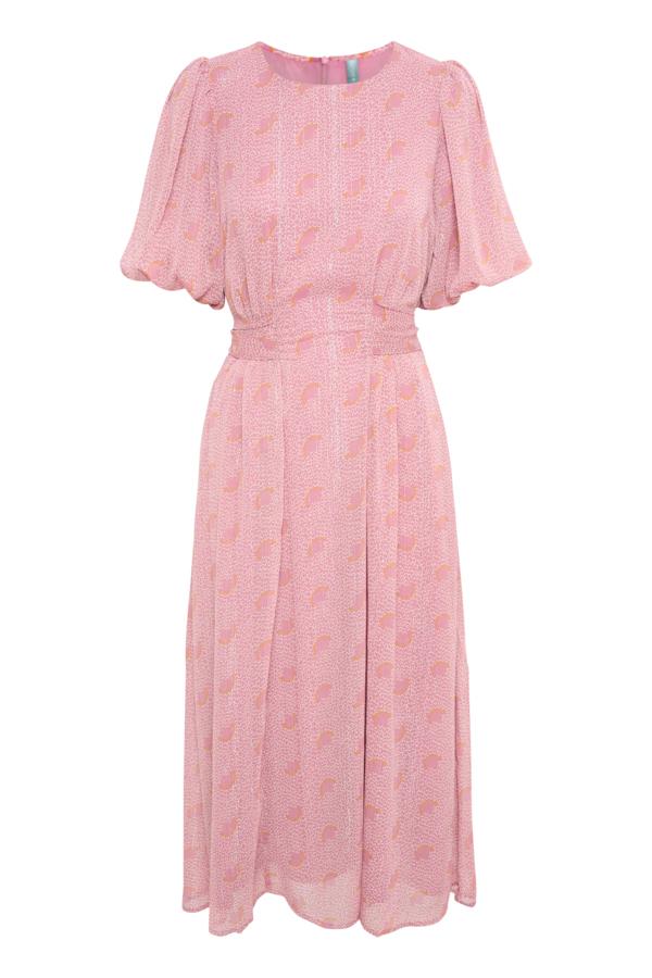 Culture rosa kjole Ellen