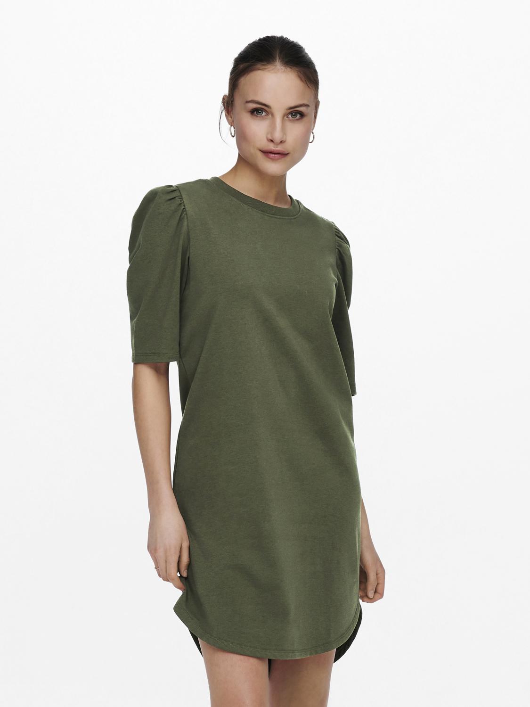 Grønn kjole fra Jdy