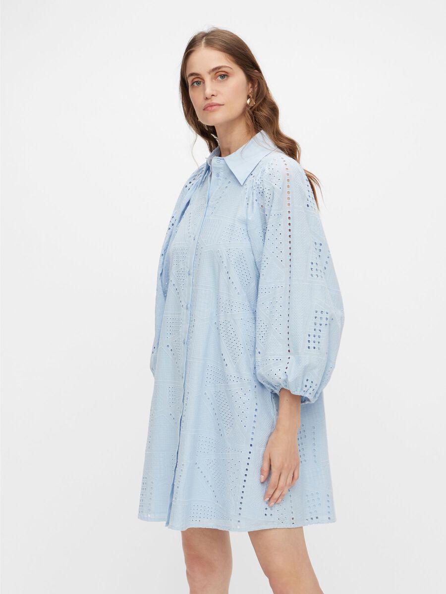 Lyse blå kjole fra Yas