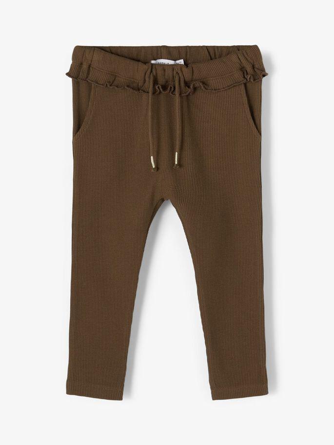 Brun bukse fra Name It
