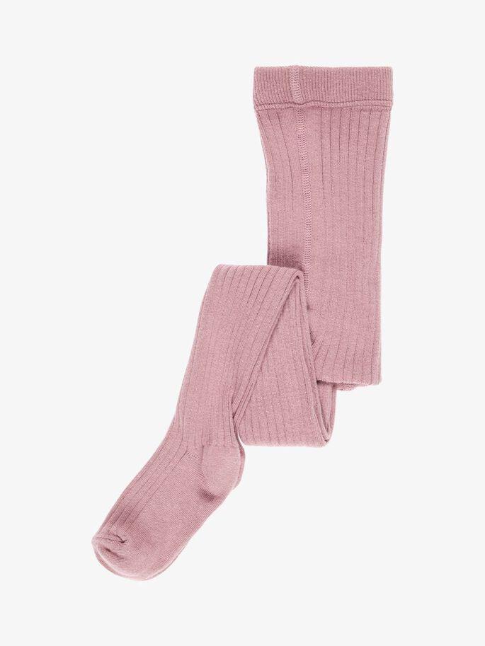 Rosa strømpebukse til jente