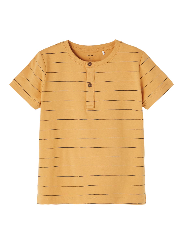 Name It gul t-skjorte Herluf