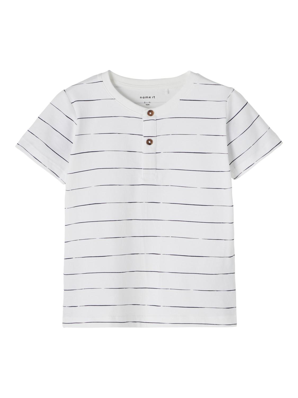 Hvit t-skjorte Herluf