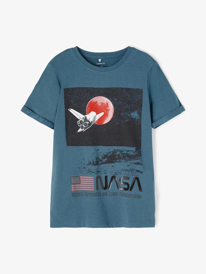 Nasa t-skjorte til barn