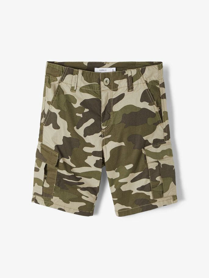 Camo shorts Name It