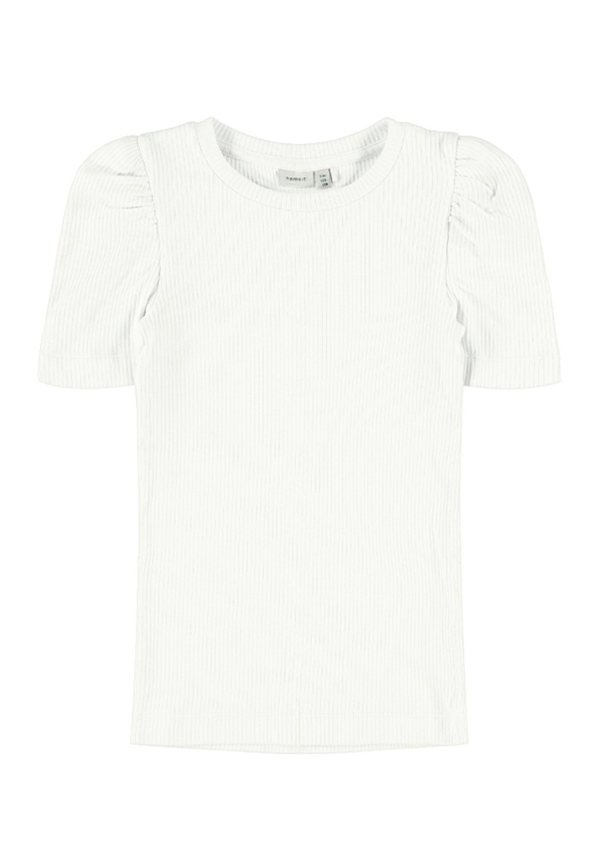 Hvit t-skjorte Kabexi