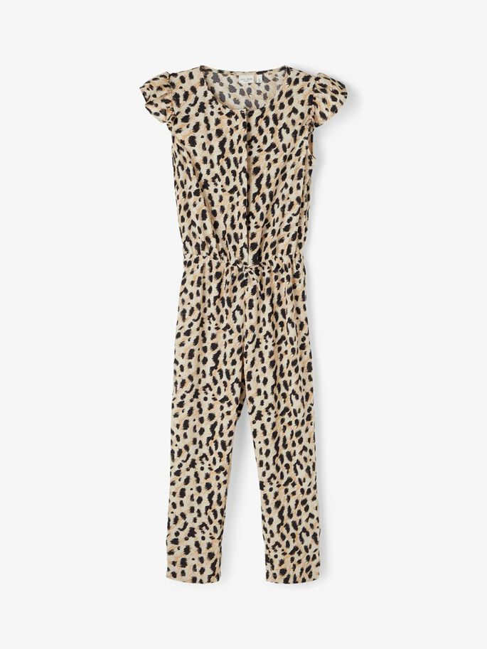Jumpsuit leopard Name It
