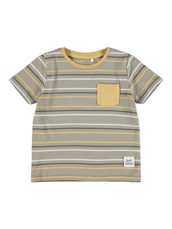 Gul t-skjorte Hartly