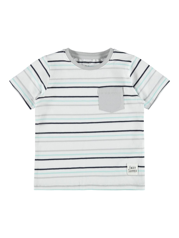 Hvit t-skjorte Hartly
