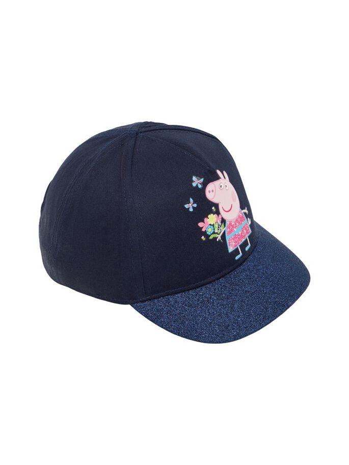 Mørke blå caps Peppa GrisMørke blå caps Peppa Gris