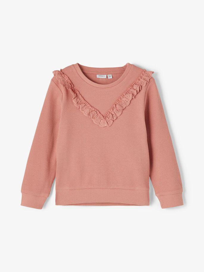 Rosa genser Habi